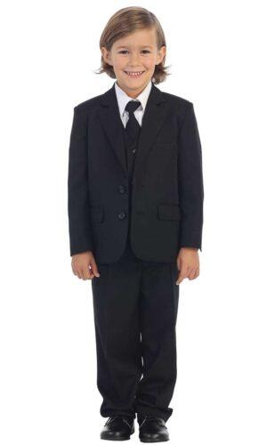 Boy's 2-Button Suit Tuxedo